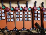 F21-E1 Radio transmisor de mando a distancia para las grúas