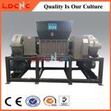 Utilizado/desecho/fabricante de madera inútil de la desfibradora del eje del doble de la paleta