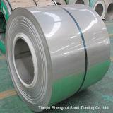 Bobine de la meilleure qualité d'acier inoxydable de qualité (304, 316)