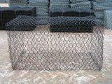 Gabion de tecelagem revestido PVC com bom preço