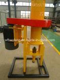 Dispositivo de conducción de la superficie vertical de la bomba de tornillo del martillo 22kw para la venta