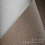 Tessuto di Microfiber Suedette del cuoio impresso per il sofà