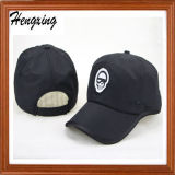Sombrero de béisbol de encargo del bordado del panel del sombrero 6 del camionero