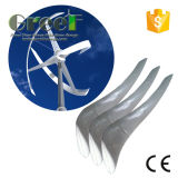 De Verticale Bladen van Turbuine van de Wind FRP met de Lage Snelheid van het Begin