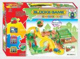 Spur-Spielzeug blockt Serien eingestelltes Spielzeug