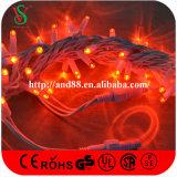De openlucht Rubber Rode LEIDENE van de Kabel Lichten van de Fee