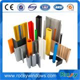 O bom preço UPVC Windows/UPVC perfila o Mullion 60 para o indicador e as portas do PVC, o indicador plástico de UPVC e a porta
