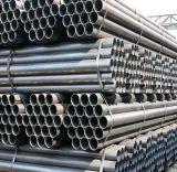 Hott свернуло трубу стали углерода ERW стальную для строить Constructure