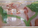 3D積層物または樹脂のプラスチック防水および耐火性のフロアーリング及び天井