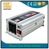 Инвертор 500W автомобиля полной мощи 100% с полным предохранением (PDA500)