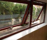 Окно тента профиля порошка цвета Brown Coated алюминиевое