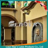 Peinture acrylique résistante de mur extérieur d'excellente altération superficielle par les agents atmosphériques
