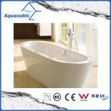 Badezimmer-reine nahtlose freistehende acrylsauerbadewanne