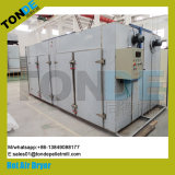 Machine van Dehyrating van het Fruit van de Hete Lucht van het roestvrij staal de Plantaardige