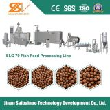 Maquinaria da fabricação da alimentação dos peixes da eficiência elevada