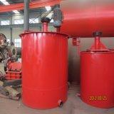 Boite de mélange à usage minier / réservoir mélangeur / agitateur