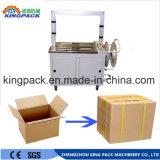 半机の/Boxes自動低い/Packing/Strapping機械