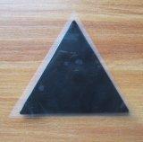 円形および三角形の形との何でもどこでもスタックするゲルのパッド
