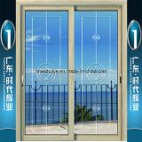 Дверь алюминия хорошего качества и конкурентоспособной цены