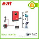 3kVA / 2400W Pure Sine Wave Solar Power Inverter e Controler Charger
