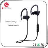 Populäres Earhook, das StereoBluetooth Kopfhörer mit Mic laufen lässt