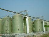 Serbatoio di FRP per fermentazione