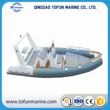 6.8mのセリウムの公認の膨脹可能な肋骨のボート(RIB680B)