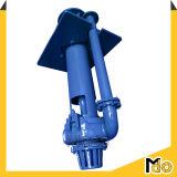 zentrifugale vertikale Schlamm-Pumpe des Metall65qv