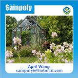 Самый дешевый стеклянный парник сада для цветка