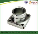 Um CNC de 2016 peças de metal feito à máquina parte o metal de folha de alumínio das máquinas do moinho do CNC