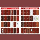 Porte en bois intérieure de bonne qualité