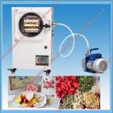 Mini machine de fruit de lyophilisation de vide