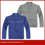 OEMの工場卸売安いTcのこんにちは気力の安全衣服の衣服(W133)