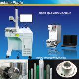 Machine Ipg (HSGQ-20W) d'inscription de laser en métal de fibre