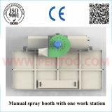 Cabina manuale del rivestimento della polvere di alta qualità con il sistema di ripristino