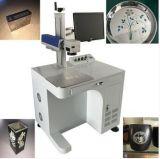 Machine de fibre optique d'inscription de laser de série d'utilisation de Widly de qualité