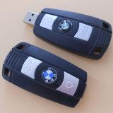 Azionamento chiave dell'istantaneo del USB di figura dell'automobile