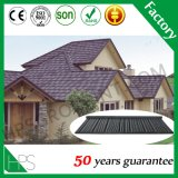 Плитка крыши металла алюминиевого камня строительного материала плитки камня листа толя цинка стального Coated