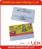 programação do smart card da capacidade de armazenamento RFID de 13.56MHz 1k