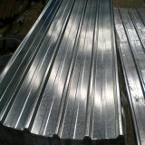 Steel galvanizzato Corrugated Sheet Use per Building Material