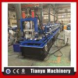 Maquinaria C do frame de aço e rolo do Purlin de Z que dá forma à máquina