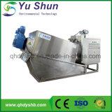 Multi-Plate Presse à vis pour Déshydratation des boues