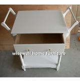 Governo della guida di tovagliolo di legno solido per la mobilia della stanza da bagno