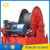 Treuil de extraction de l'élévateur 20ton pour la plate-forme de levage d'arbre