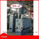 Tumblast Maschinen-Spur-Granaliengebläse-Maschine/Gleisketten-Gummiriemen