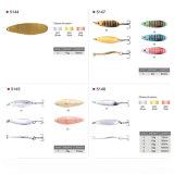 Le esche all'ingrosso del metallo attirano duro il richiamo di pesca del cucchiaio