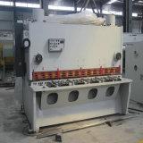 Machine de tonte de massicot hydraulique de commande numérique par ordinateur (Q11K-6X2500mm)