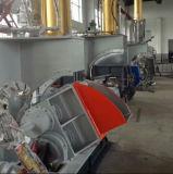 Bester verkaufender hoch entwickelter technischer heißer führender Gummiextruder Xj115 für Gummi