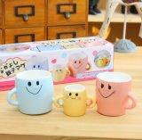 Tazza di caffè sveglia di ceramica a buon mercato resa personale del tè per Cadeaux