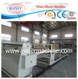 Extrudeuse de marbre neuve de plaque de profil de feuille de PVC 2016